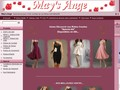 Un ecommer�ant de robes de soir�e bon march�